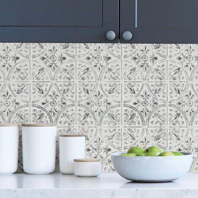 CHELSEA ANTIQUE BLANC- Dosseret-Backsplash