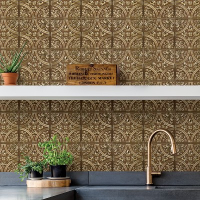CHELSEA BRONZE - Dosseret-Backsplash