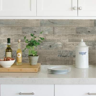 COASTAL Wood - Dosseret-Backsplash