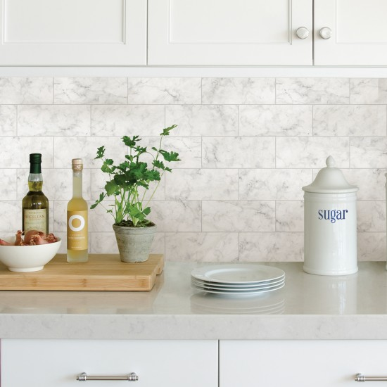 MARBLE Tile - Dosseret-Backsplash