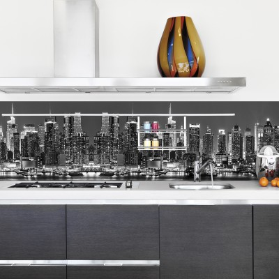NEW YORK SKYLINE - Dosseret-Backsplash