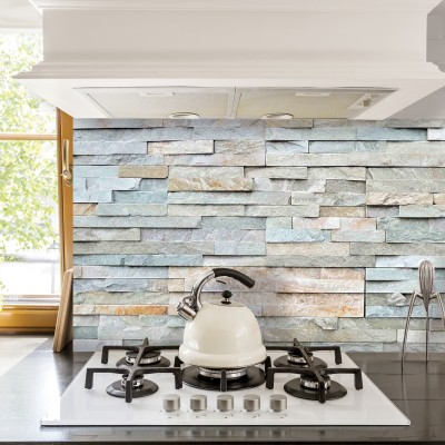 PIERRES GRISES - Dosseret-Backsplash
