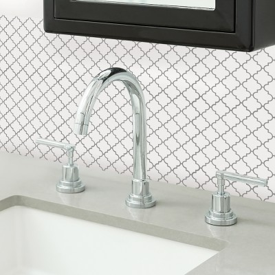 QUATREFOIL - Dosseret-Backsplash