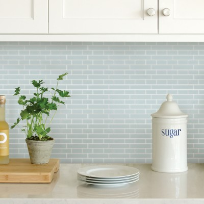 SEA Glass - Dosseret-Backsplash