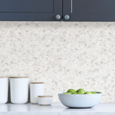 VENATINO CARRARA - Dosseret-Backsplash
