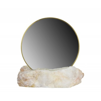 ASHWOOD White Quartz - Miroir