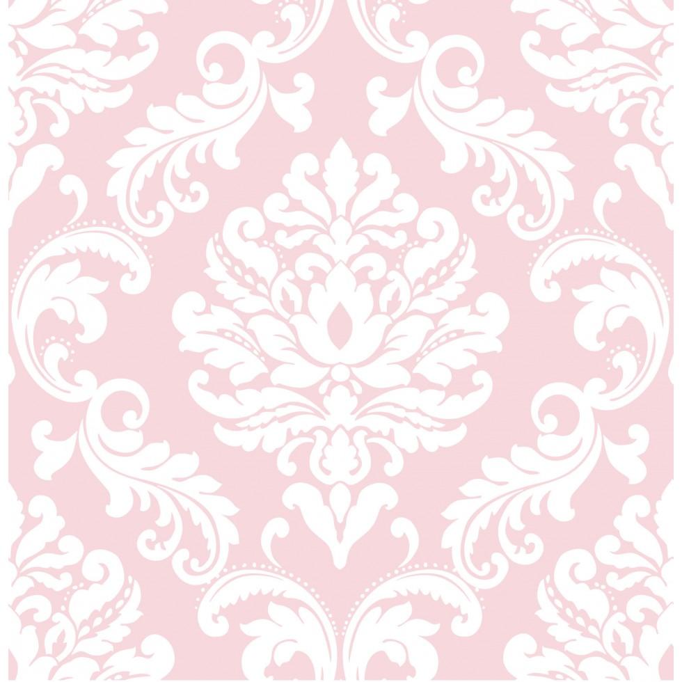 Ariel rose nuwallpaper autocollant - Papier peint autocollant repositionnable ...