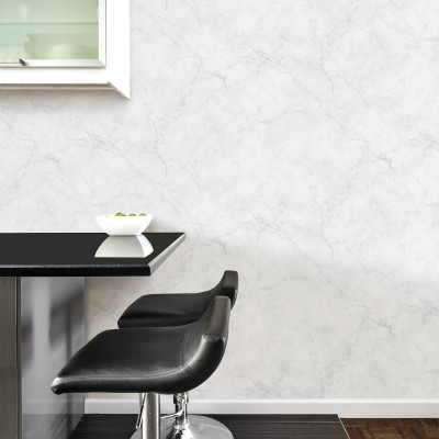 CARRARA MARBLE - NuWallpaper
