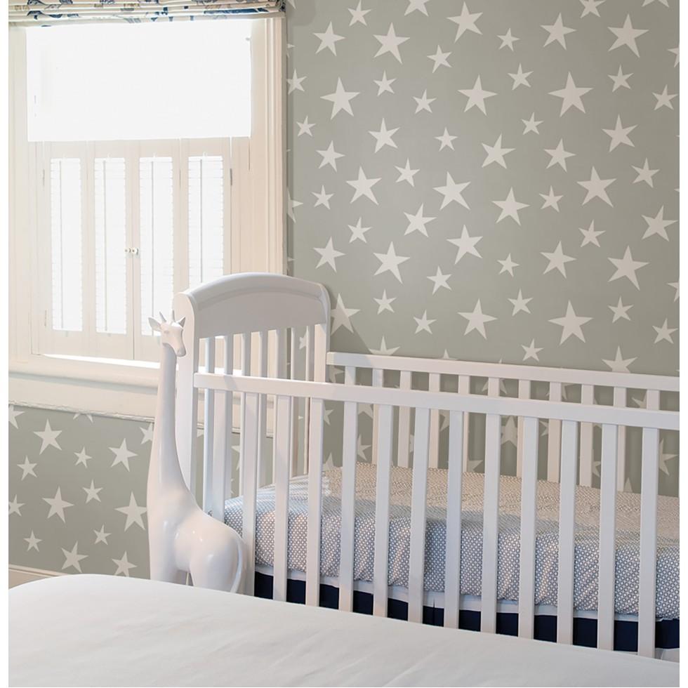 stardust grey nuwallpaper autocollant. Black Bedroom Furniture Sets. Home Design Ideas